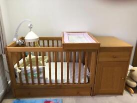 Oak nursery set
