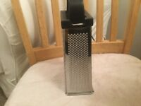 Stainless steel 4 Sided Grater