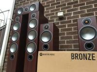 Monitor Audio Bronze 5.0 Home Cinema Speakers