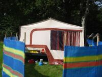 Combi-camp trailer tent (Family) with awning