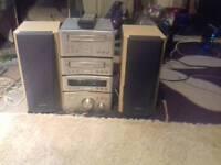 TECHNICS rshda710 stereo