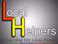 Local Helpers - In The Garden/Round The House/With Technical Things
