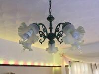 Set of 2 ceiling lights