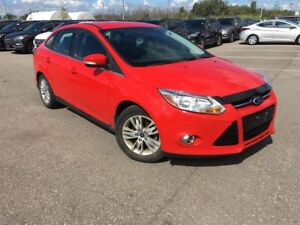2012 Ford Focus SEL - REMOTE AUTO START, CRUISE CONTROL, ALLOW W