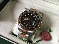 New Swiss Rolex GMT Automatic Watch