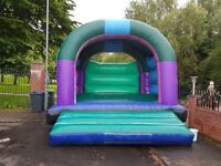 Adult Bouncing Castle Hire