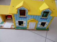 Vintage Fisher Price Play House No 952