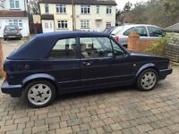 """GOLF GTI MK1 LIMITED EDITION """"RIVAGE"""" FOR SALE"""