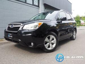2015 Subaru Forester 2.5i Touring Package! Easy Approvals!
