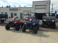 WE RENT ATV'S, UTV'S & SNOWMOBILES ***Excellent Customer Service