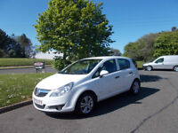 VAUXHALL CORSA 1.3 CDTI DIESEL ENERGY WHITE 2010 ONLY £30 A YEAR TAX BARGAIN £2250 *LOOK*PX/DELIVERY