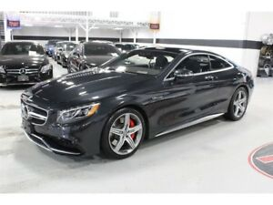 2015 Mercedes-Benz S-Class S63 AMG | NIGHT VISION | WARRANTY