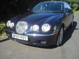 Jaguar S Type 2.7 diesel auto one year warranty
