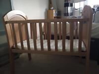 Crib - Lia Mamas and Papas