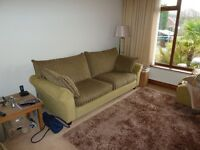 Large Sofas - Collins & Hayes 3 seater & 2 Seater sofa .