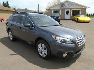 2015 Subaru Outback 2.5i (CVT) AWD Auto Air Cruise PW PL
