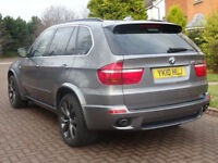 BMW X5 3.0 XDRIVE35D M SPORT 5d AUTO 282 BHP SAT NAV ++ BLUETOOTH ++ 35 D M SPORT 7 SEATS ++