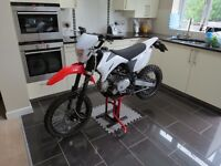 2017 KURZ RT1 125 Pit Bike Motocross Learner Road Legal Pitbike Motorbike - NO OFFERS or TIMEWASTERS