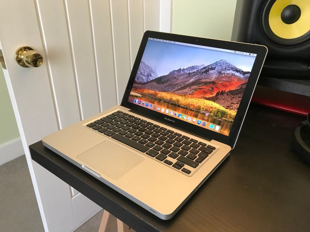 "MacBook Pro 13"" 2011 - With Upgrades! 250GB SSD + 16GB RAM"
