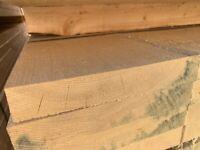 Scaffold boards 3.9m untreated