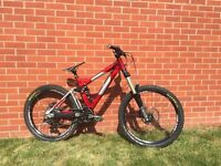 Iron Horse Sunday Elite Downhill Freeride Mountain Bike