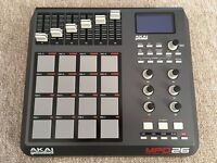 Akai MPD26 USB/MIDI Controller and Sampler for sale *GREAT condition*