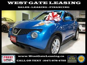 2011 Nissan Juke SV | BLUETOOTH | CERTIFIED |