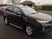 2010 Kia Sorento KX-1 new model 7 seater, 4WD, one owner from new