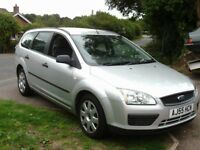 FORD FOCUS LX TDCI ESTATE 1600 DIESEL 2005