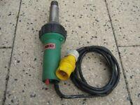 leister triac heat gun welder