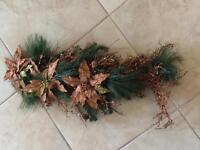 Hanging door wreath