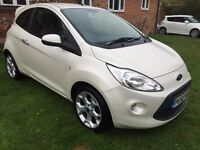 Fabulous Condition And Great Value 2010 60 KA Titanium Frozen White FSH Climate Control HPI Clear