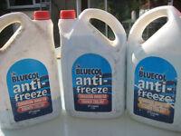 bluecol antifreeze