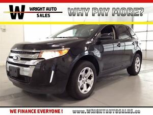 2013 Ford Edge SEL| AWD| LEATHER| NAVIGATION| PANORAMIC ROOF| BA Cambridge Kitchener Area image 1