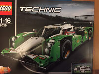LEGO Technic 24 Hours Race Car 42039 RRP £94.99 Perfect present for your loved one!