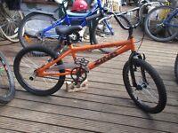 bmx outbacker zinc bike