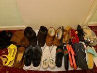 Women Shoe Bundle 25+ Pairs