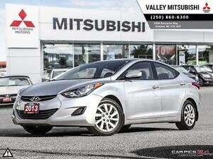 2013 Hyundai Elantra GL - Automatic, Bluetooth, Low KM