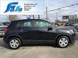 2013 Chevrolet Trax LS   - $96.42 B/W
