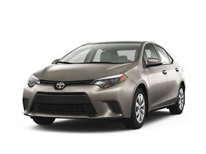 2014 Toyota Corolla LE - ONLY 46095 KMS!!