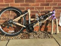 Ladies Mountain Bike, 17ins frame, 26ins wheels, 18 speed BRAND NEW