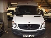 2006 MERCEDES-BENZ SPRINTER, 2148 engine, 1 OWNER FROM NEW, FULL SERVICE HISTORY