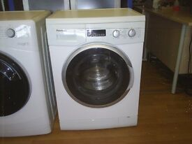 PANASONIC 7KG 1400 WASHING MACHINE fully reconditioned and perfectly clean, can deliver locally