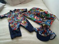 Boys swimming clothes