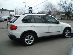 2008 BMW X5 3,0si PREMIUM PACKAGE 7 PASSAGERS DVD