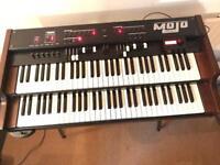 Crumar Mojo Hammond Organ Clonewheel