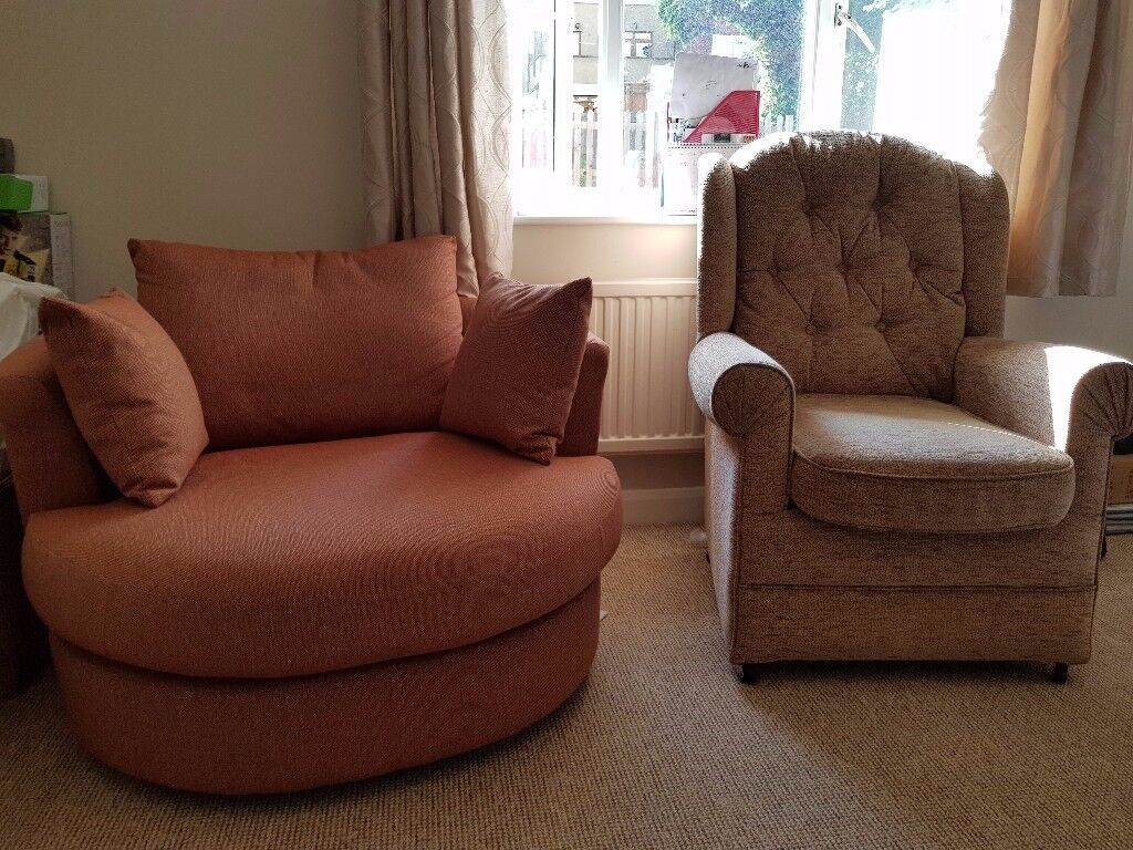 7 Month Old Next Swivel Cuddle Sofa One Get Free