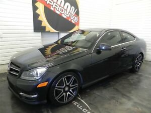2015 Mercedes-Benz C-Class C350 4MATIC*Mags*Toit*Camera*Ac*Banc