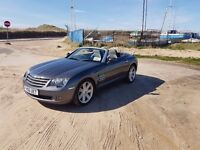 Chrysler Crossfire 3.2 Roadster Convertible Auto (2006)