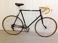 Claude Butler 10 speed lightweight road bikes